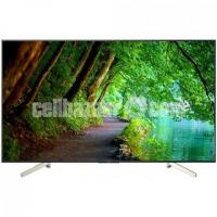 75 inch SONY X8000H VOICE CONTROL ANDROID UHD 4K TV