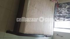 Bed Double and Mattress - Image 4/8