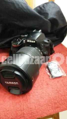 Nikon D3400 - 2/3