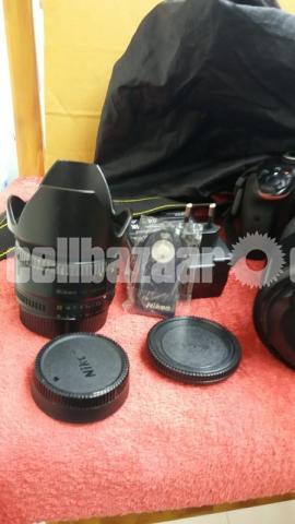 Nikon D3400 - 3/3