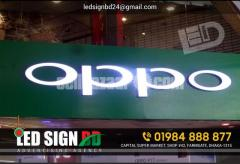 LED Sign Acrylic Letter & p10 Moving Display Board - Image 2/4
