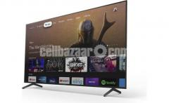 55 inch X85J SONY BRAVIA 4K ANDROID VOICE CONTROL GOOGLE TV
