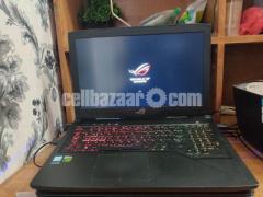 Asus ROG GL503GE (Gaming Laptop)