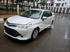 Toyota Axio X-HID,