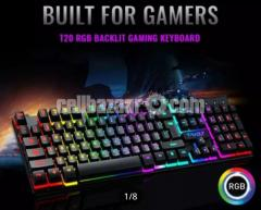 (new) gaming keyboard+home delivery