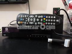 Bengal TV set top box ( brand new hardly used)