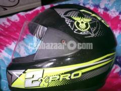 Wear it helmet