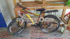As New Bicycle khub e comportable driving