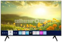 55 inch SAMSUNG AU7700 VOICE CONTROL CRYSTAL 4K HDR TV