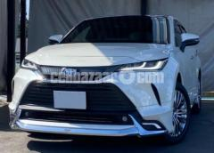 TOYOTA HARRIER 2020 PEARL - Z LEATHER