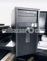 Hp Core2dou Pc with 250gb HDD & 2gb Ram, Price: 4500tk