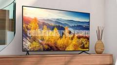 """Sony Plus 50"""" 4K Wi-Fi Android Smart Voice Control TV"""