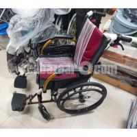 Portable Folding Wheelchair