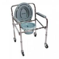 Folding Toilet Chair for High Commode