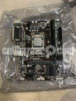 Gigabyte H110m-Ds2 Running Motherboard