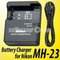 Nikon D40 Battery & Charger Official