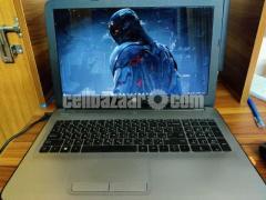 HP Notebook 15, 16GB DDR4 ram, 4GB AMD dedicated graphics