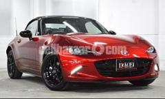 MAZDA ROADSTER 2021 RED M-S LEATHER