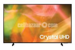 New Arrival Samsung 55'' AU8100 4K Crystal UHD Smart TV