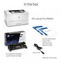 HP LaserJet Pro M404dn(Duplex+Network) Printer