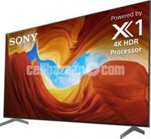 Sony Bravia 85'' X9000H 4K UHD Smat Android LED TV