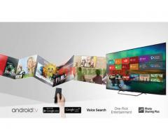 "55""w800c Sony 3D Android TV গ্যারান্টি"