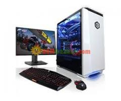 """Core i5 pc with 17"""" Led with free Head phone"""