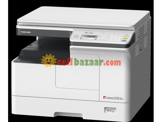 TOSHIBA 2309A Digital Photocopier - 1/1