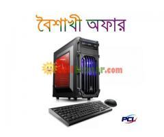 GAMING CORE i5 7TH GEN DDR-4 500GB