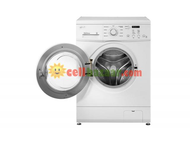 LG Washing Machine FH0C3QDP2 Front Loading 7KG - 2/4