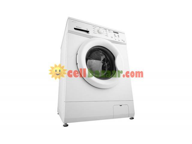 LG Washing Machine FH0C3QDP2 Front Loading 7KG - 3/4