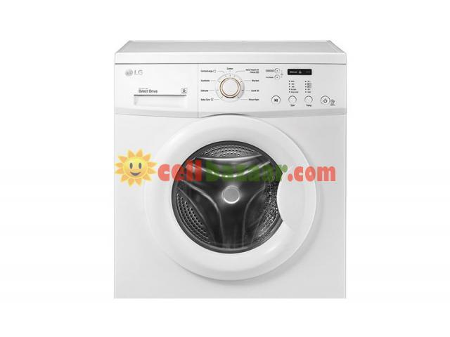 LG Washing Machine FH0C3QDP2 Front Loading 7KG - 4/4