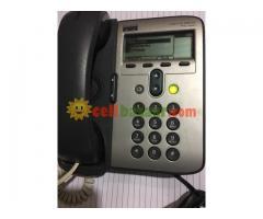 Ip phone 7219 cisco