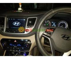Hyundai Tucson Smart Android TV