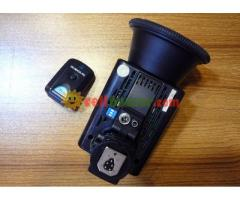 Aalo X-808 Portable Strobe Light 250W with Powerful Continues LED Light