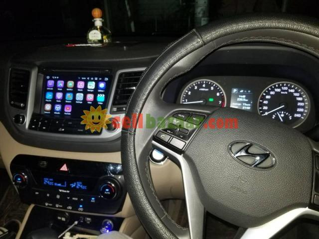 Hyundai Tucson Smart Android TV - 3/5