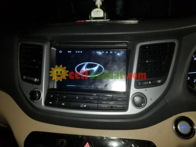 Hyundai Tucson Smart Android TV - 5/5