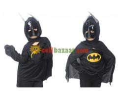 BATMAN COSTUME FOR BABy