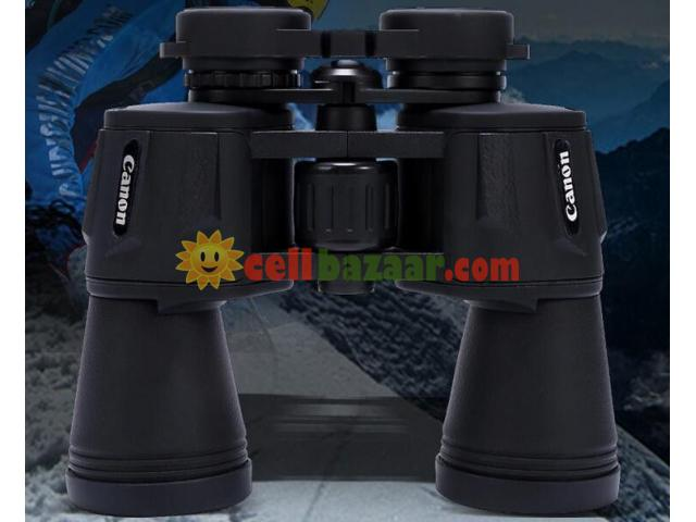 Canon PowerView Binocular - 3/4