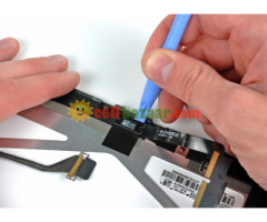 Replace damaged cable MacBook Air.