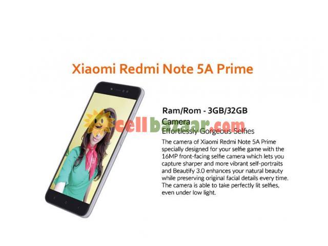 Redmi Note 5a Prime Rom
