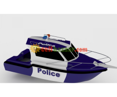 GRP Speed Boat