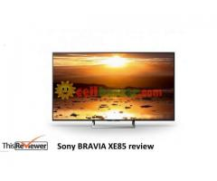 SONY BRAVIA 75XE85E 4K HDR ANDROID TV