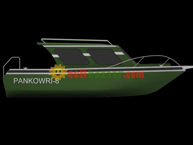 8M ARMY BOAT - 1/5
