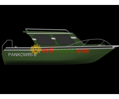 8M ARMY BOAT - Image 1/5