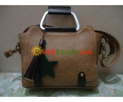 Leather Ladies Bag - Image 1/4