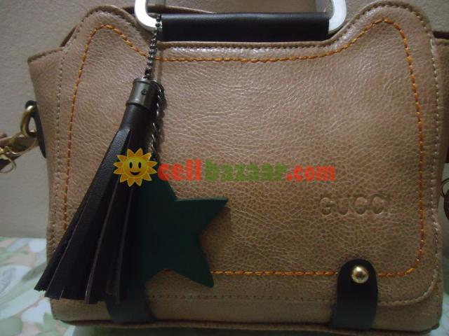 Leather Ladies Bag - 2/4