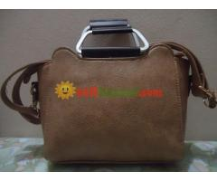 Leather Ladies Bag - Image 3/4
