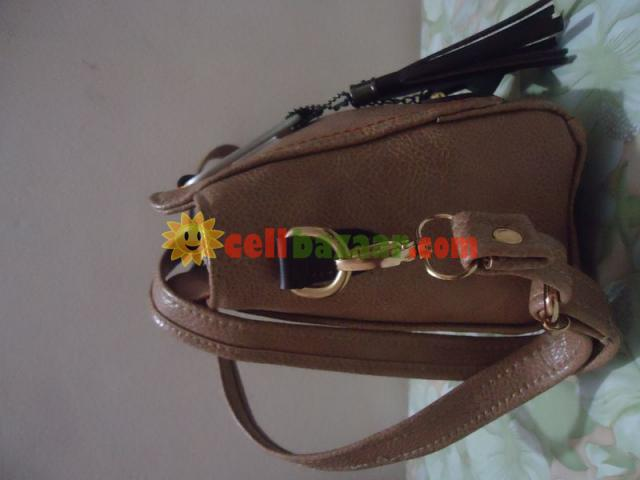 Leather Ladies Bag - 4/4