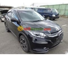 Honda Vezel S Sparking Black 2014